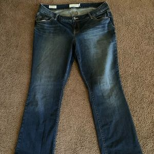 Beautiful Torrid Jeans size 16